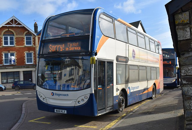 Stagecoach South West 15792