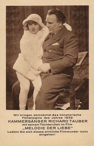Richard Tauber in Melodie der Liebe (1932)
