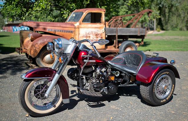 Harley Servi-car Trike