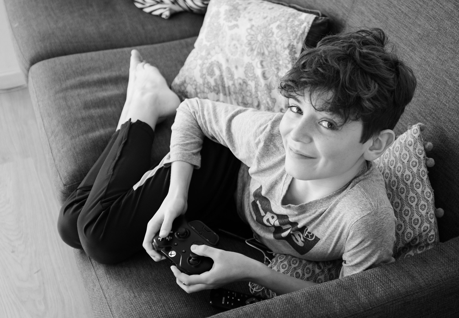 Fred, Xbox pause