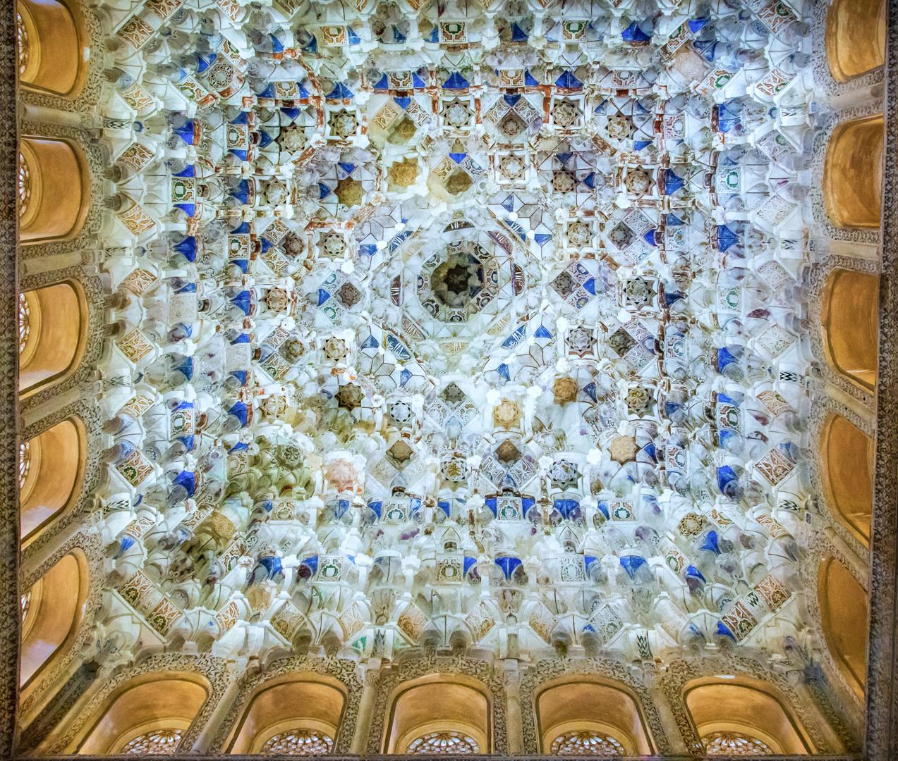 GGC202002-Alain Boucher - Plafond de l'Alhambra