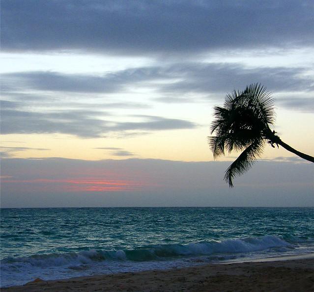 Dusk in Paradise
