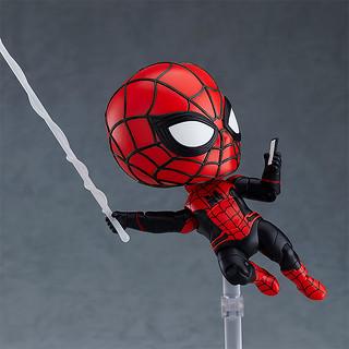不論告白或拯救世界我都要做到!黏土人《蜘蛛人‧離家日》蜘蛛人(ねんどろいど スパイダーマン ファー・フロム・ホーム Ver. DX)