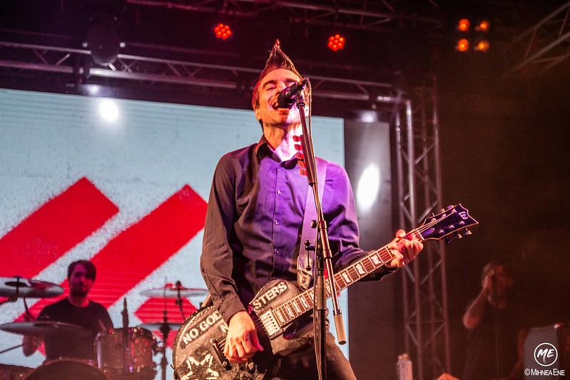 Anti-Flag + E.M.I.L. 1.02 Quantic