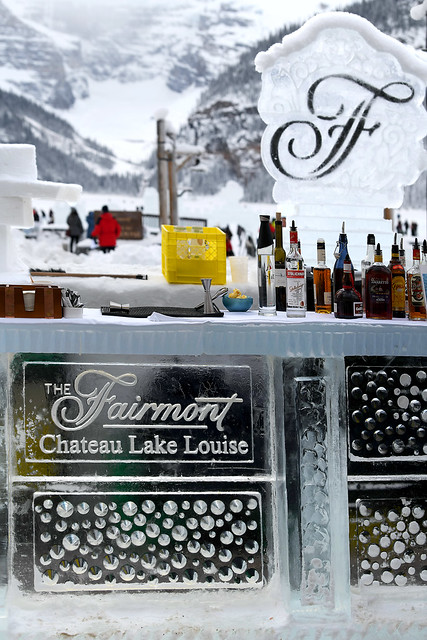 The Ice Bar is Open!