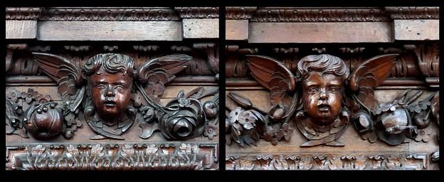 London, Watling Street - Guild Church of St Mary Aldermary (19 & 20