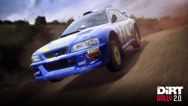 DiRT Rally 2.0 Colin McRae SUBARU Impreza S4