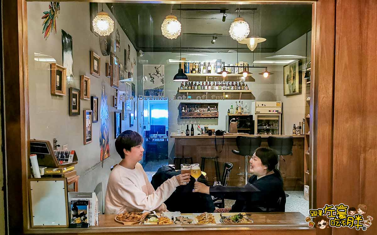 小酌fewdrink 精釀啤酒bar-7