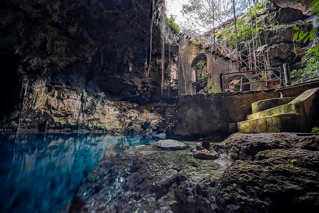 Cenote Chelentun