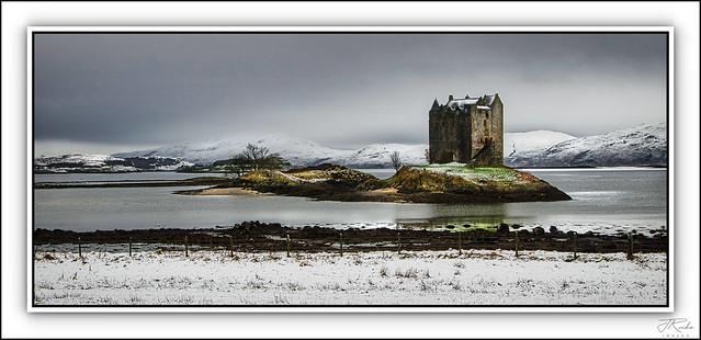 Stalker Castle, Appin, Scotland