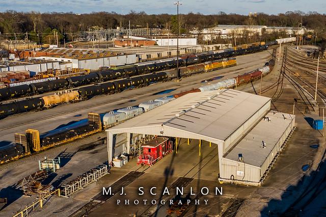 MP 13080 | Caboose | UP Sargent Yard