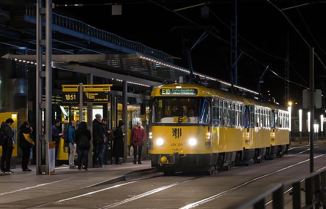 Tatra T4D-MT 224 201