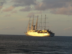 'Wind Surf' in Rodney Bay