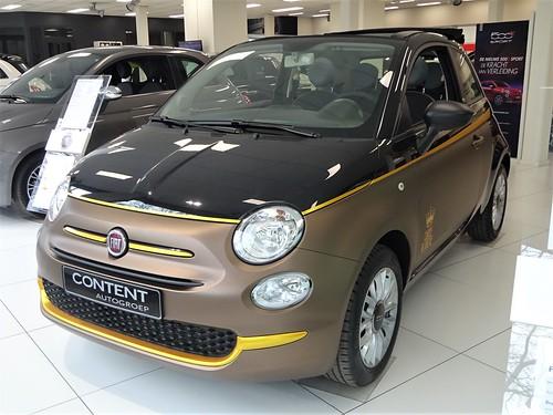 2020 Fiat 500 C