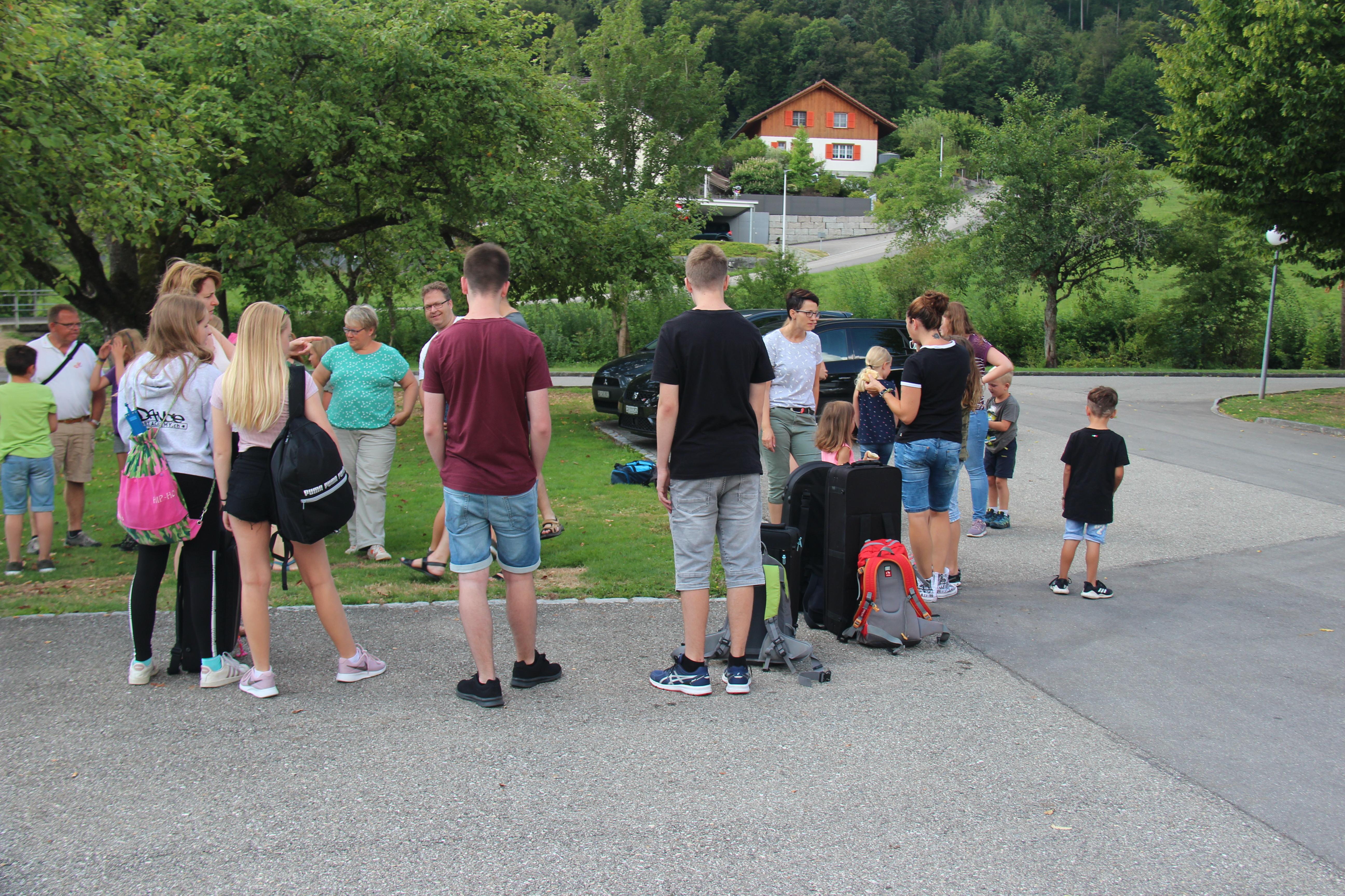 Jugendspiellager Zwischenflüh