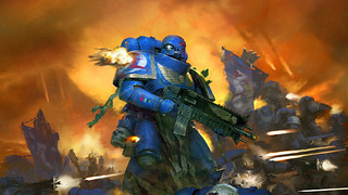 «Кодекс: Космические десантники» | Codex: Space Marines