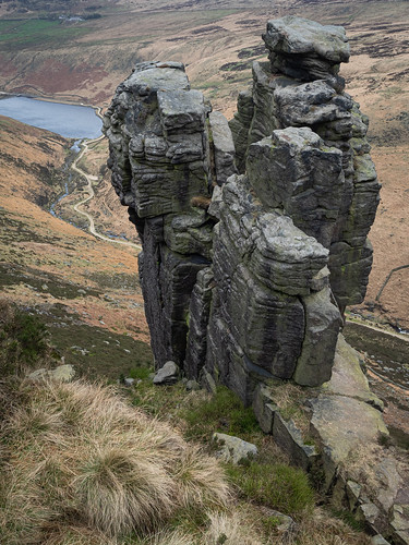 rock rockformation england greenfieldreservoir peakdistrictnationalpark saddleworthmoor olympus february 2020 trinnacle stephenbjessop em5mk2