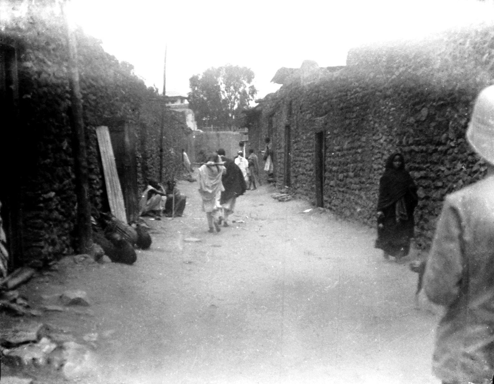 244. Улица в Хараре