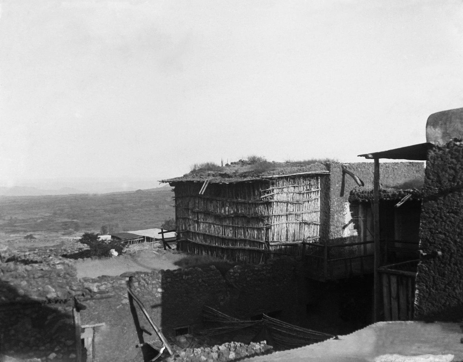 170.  Дом в Хараре (вид сверху)