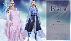 Elsita by  SK poster