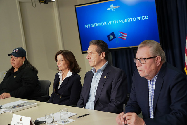 Governor Cuomo Deploys 26 Bilingual Mental Health Professionals and 25 State Building Inspectors to Puerto Rico Following String of Devastating Earthquakes