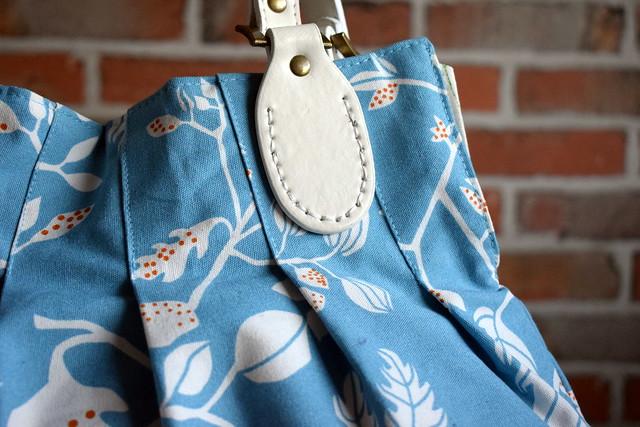 For Pleats Sake Bag (class sample)