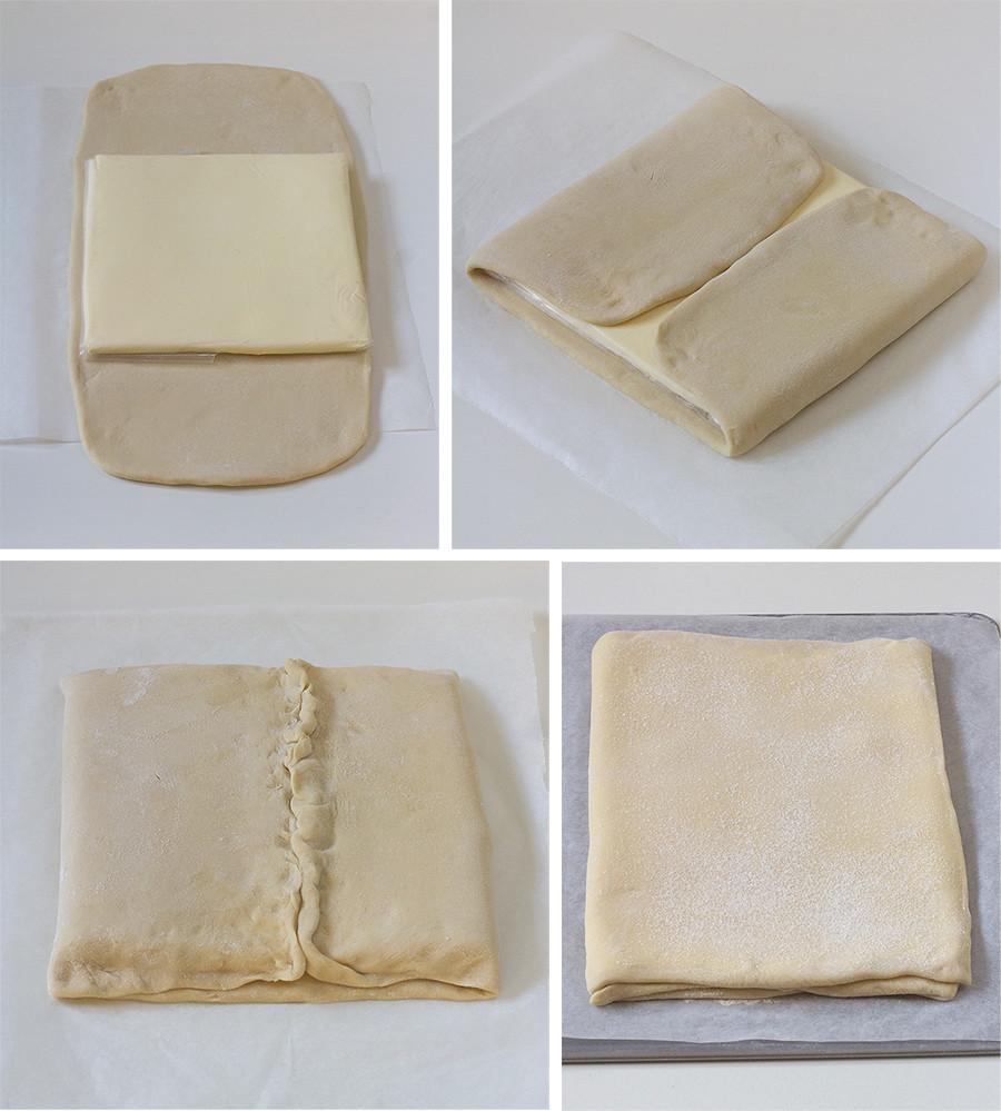 cómo hacer pliegue simple