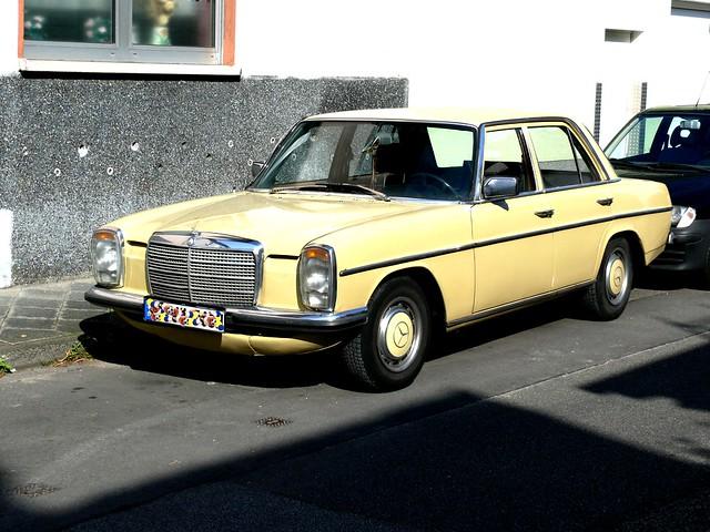 Mercedes Benz 200 8  1968