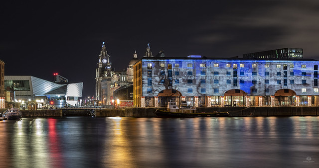 Albert Docks,Liverpool
