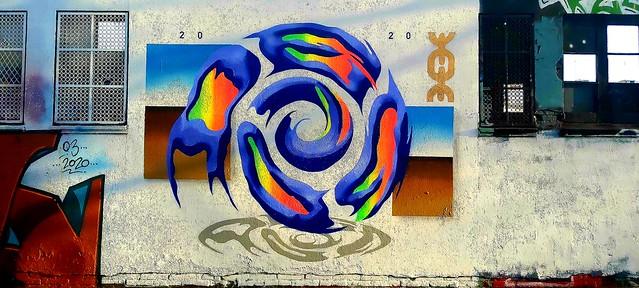 GRAFFITIS BARCELONA 2020
