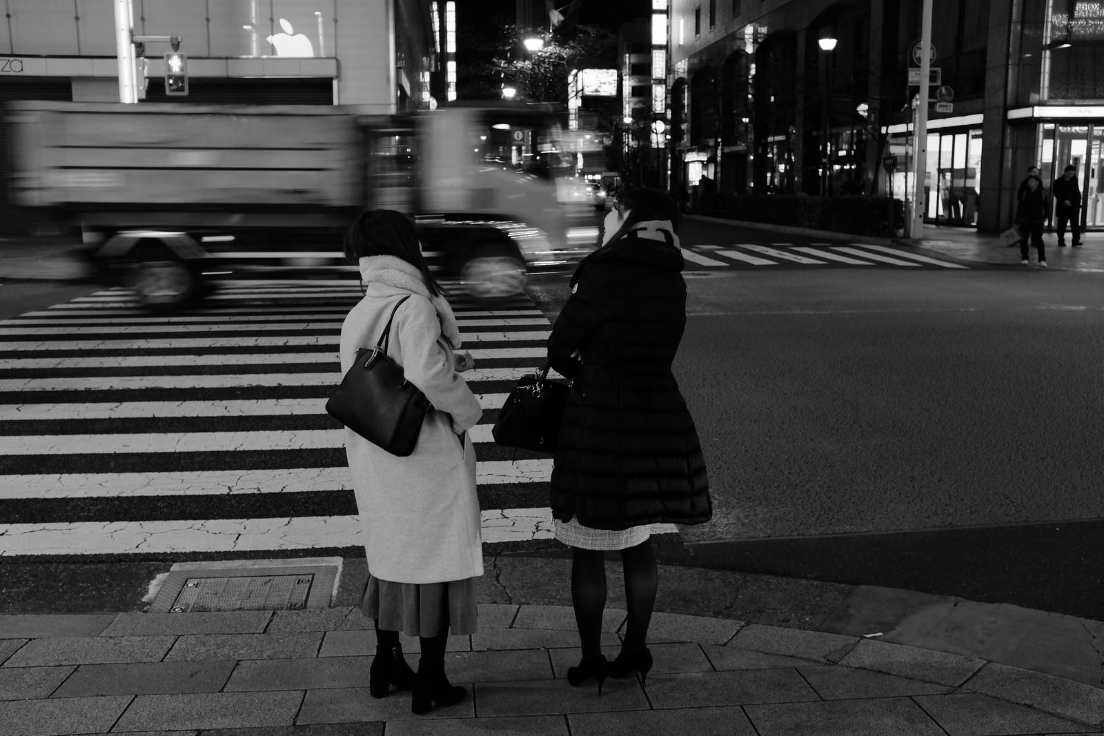 Tokyo 2019 by FUJIFILM X100S.