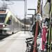 Z vlakové zastávky Percha vede přímo na Kronplatz lanovka
