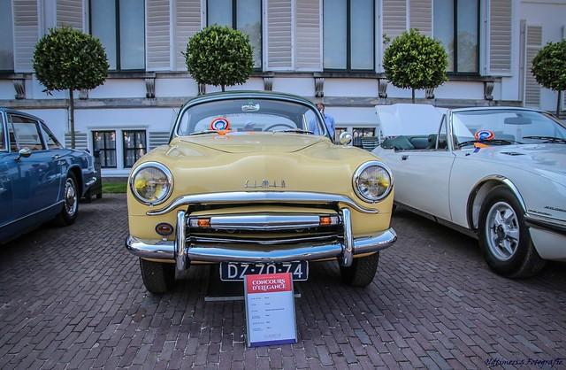 1953 Simca 9 Sport - DZ-70-74