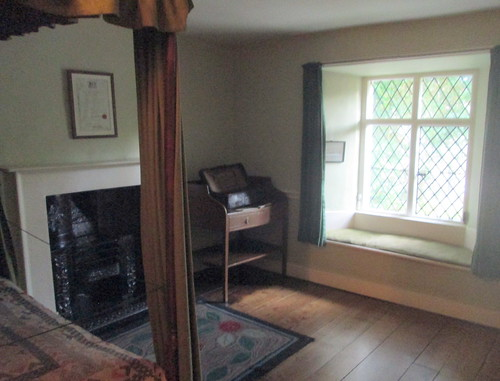 Wordsworth's Bedroom, Dove Cottage, Grasmere