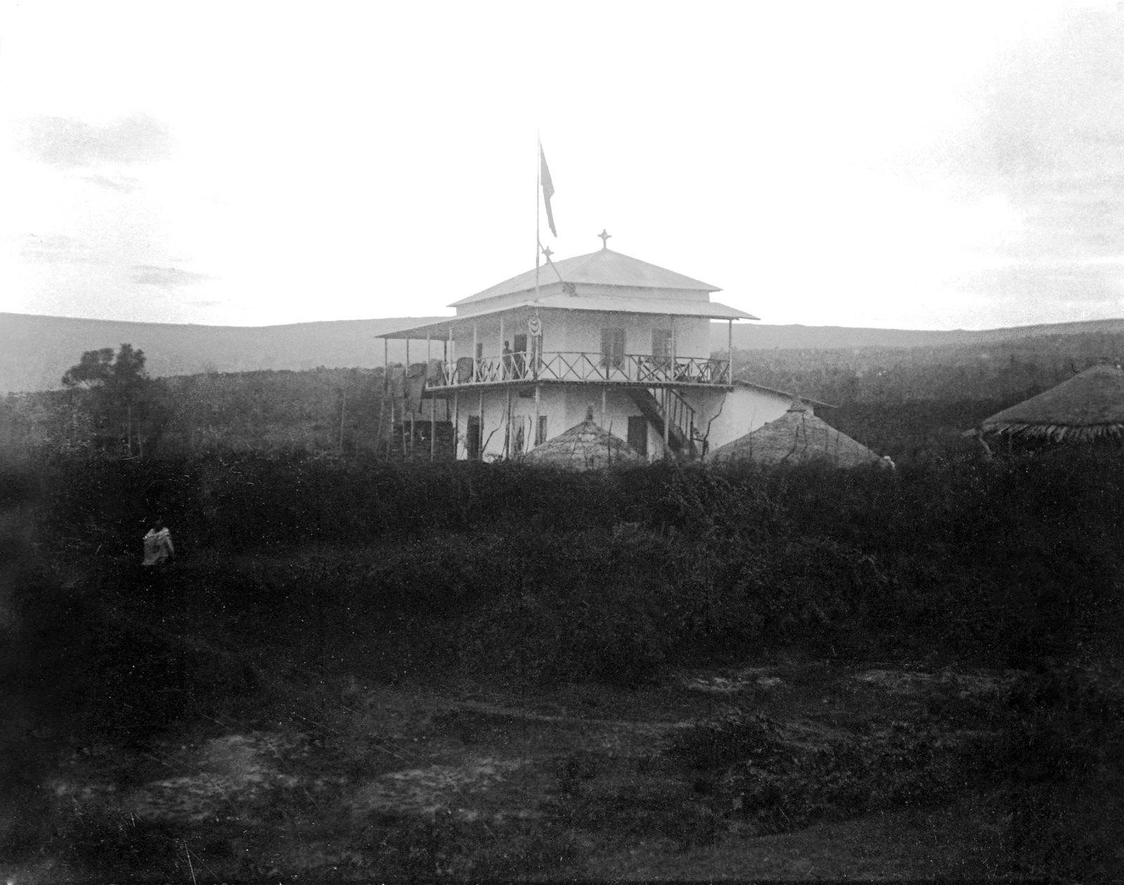 239. Дом турецкого консула в Хараре