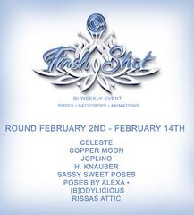 FlashShot Poster Round 02.02-14.02.2020