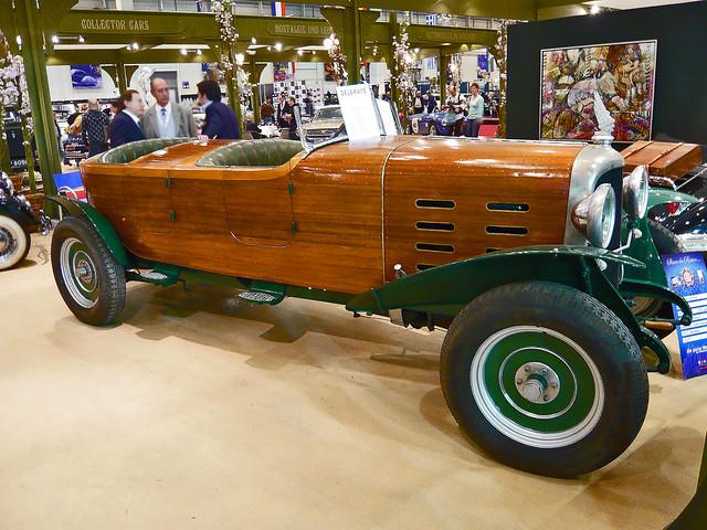 Delahaye 102 Double Phaeton Skiff prototype body Jean-Henri Labourdette 1924 (1010692)