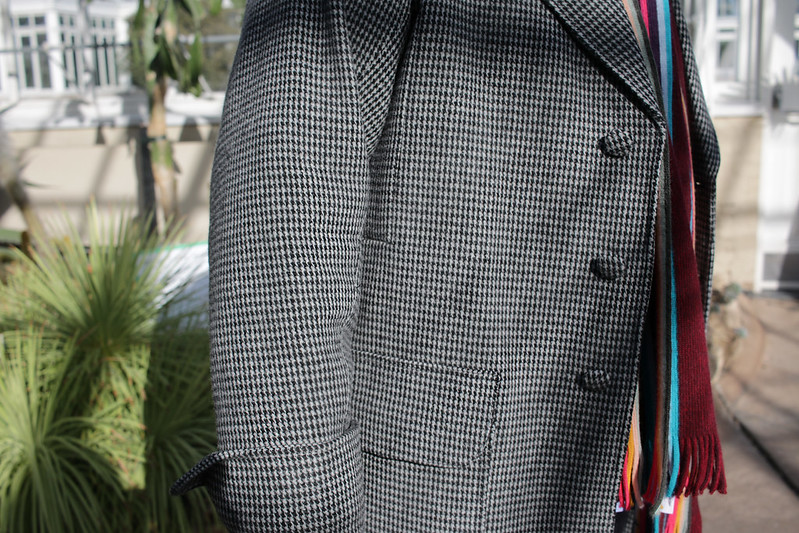 FreeSewing Carlton Coat