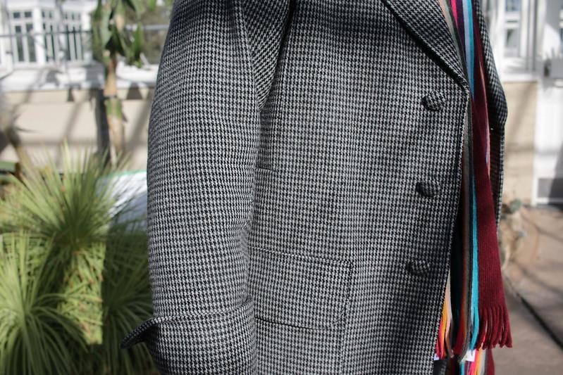 FreeSewing Carlton Coat