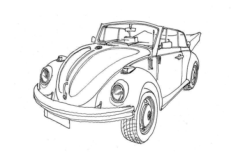 Käfer Cabrio 2016