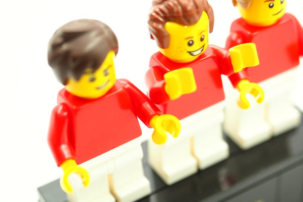 LEGO Trinity Minifigures Podium