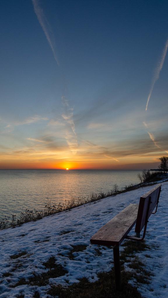 Frozen Bench | jonnyfixedgear | Flickr