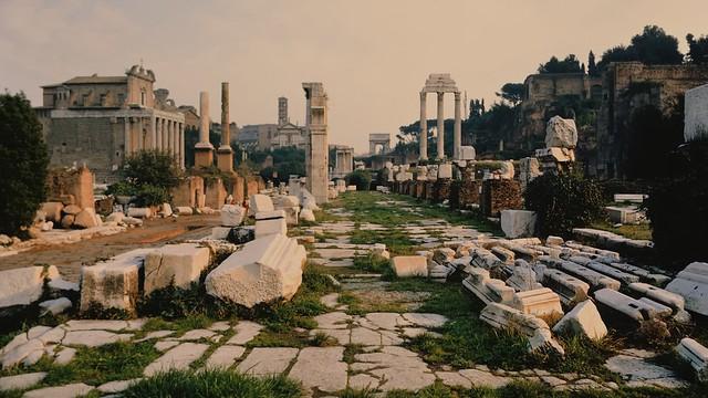 Forum Romanum ..