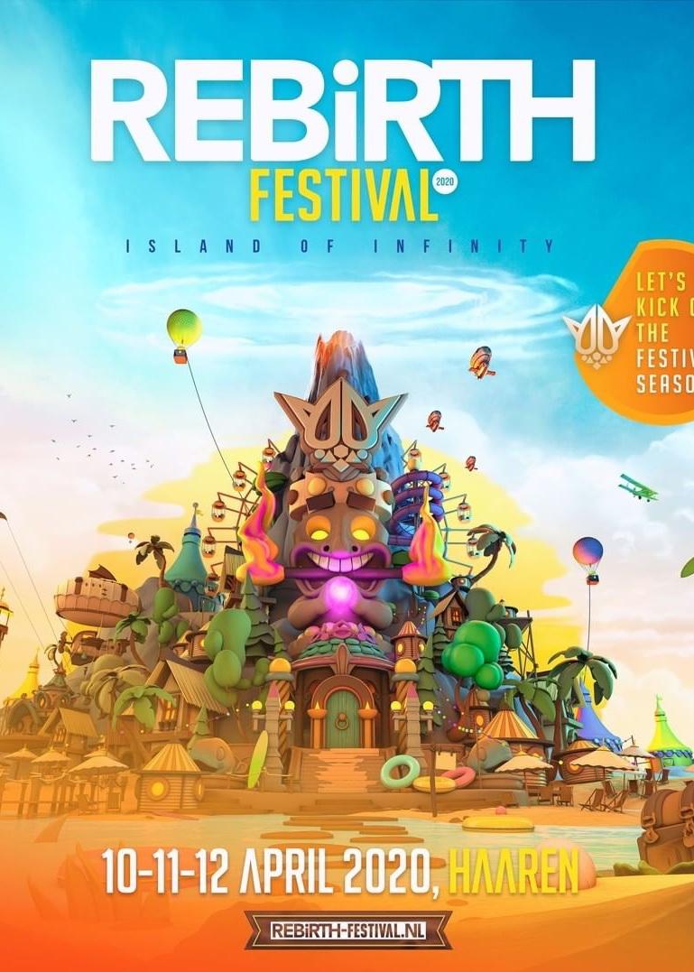 cyberfactory 2020 rebirth festival haren nederland