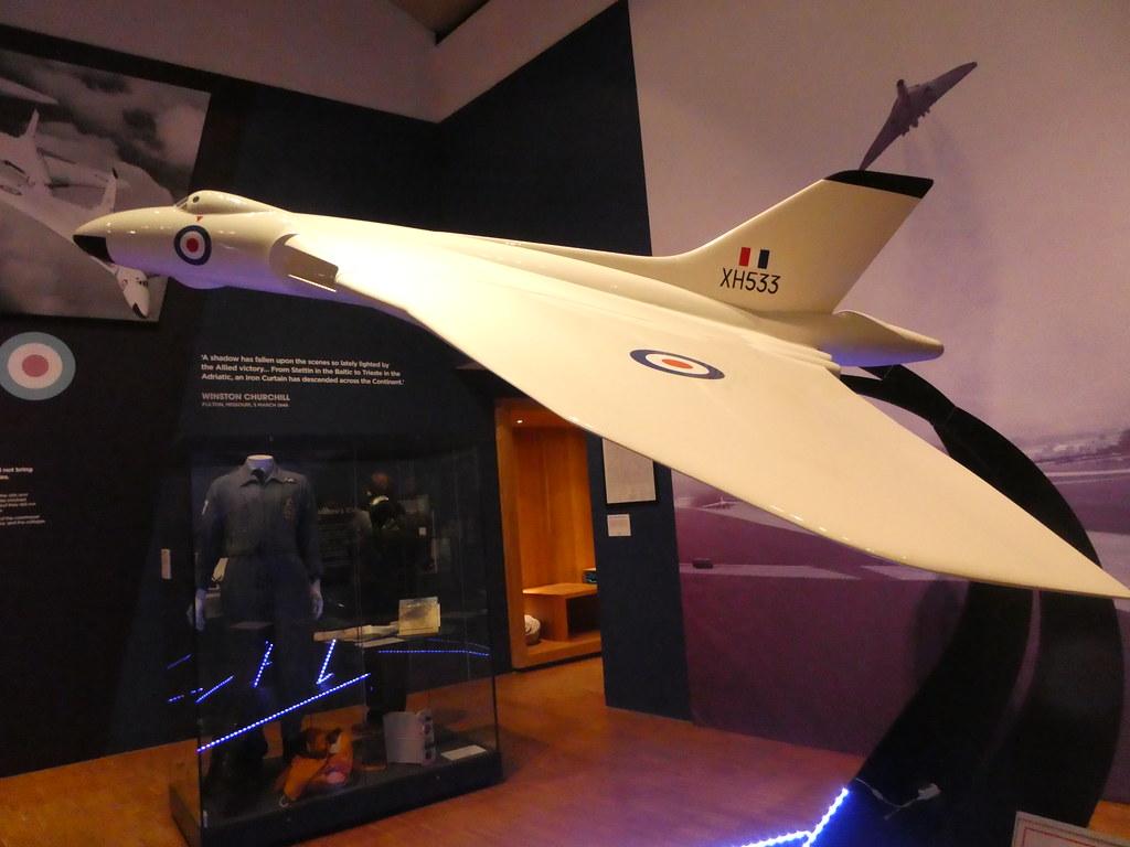 A model Vulcan