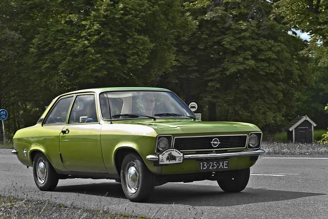 Opel Ascona 1200S 1973 (8882)