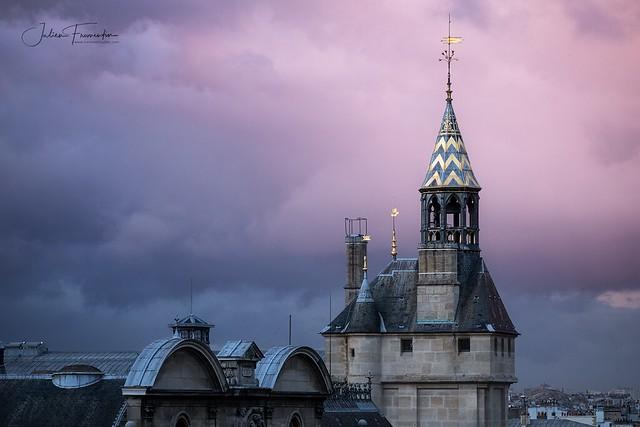 Tour de l'Horloge, Conciergerie, Paris