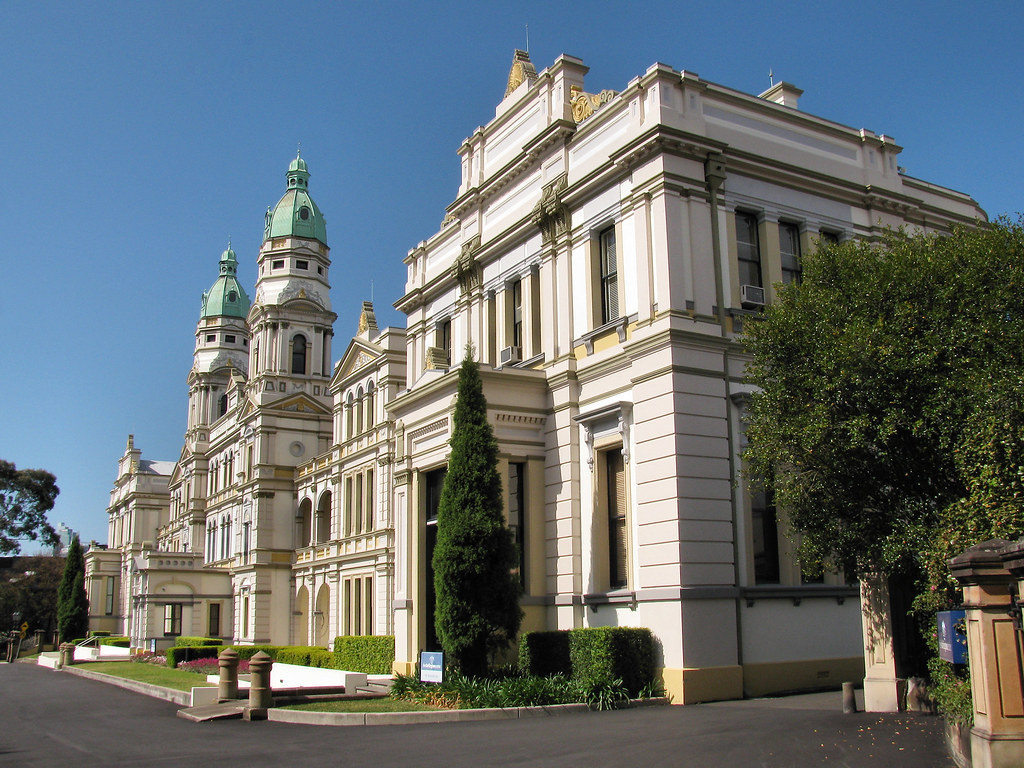 Institute Building, Darlington, Sydney, NSW.