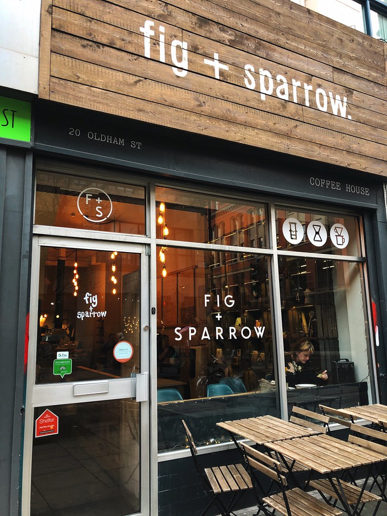 Fig and Sparrow - Manchester