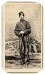A Mounted Rifleman